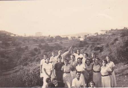 Karavas circa 1935