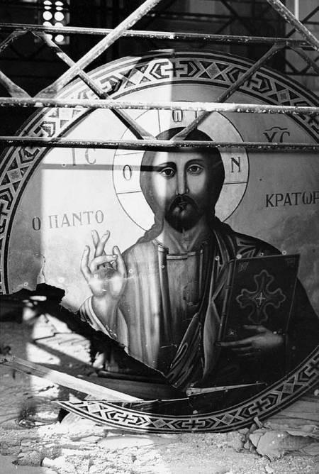 Agia Triatha - Jesus