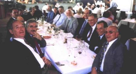 Petrochilos Visit to Australia creates media frenzy. - Petrochilos Centennial Luncheon
