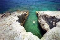 Cave at Agios Nicolas