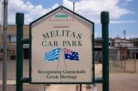 Melitas Carpark - Gunnedah, New South Wales, Australia.