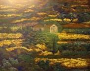 Michael Stralek:  Kytherian Landscape 1