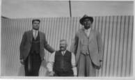 1930, Nickolas and Sotiris Samios and Haralampos Souris