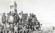 school kids in Logothetianica 1954