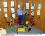 Inventors Angelo & John Notaras