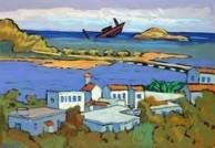 The Sunken Boat, Diakofti, Kythera.