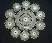 Matina Pavlakis. Exceptional lace-maker.