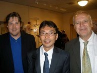 Maxwell Stillwell, Bon Koizumi & Takis Efsathiou