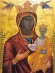 The miraculous icon of Panagia Myrtidiotissa