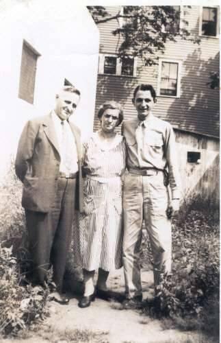 Panaretos family in New Bedford ,Massachusetts