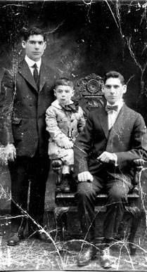John and Gus Tzannes
