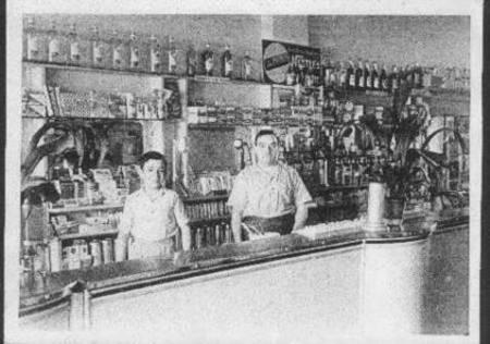 Panayioti and Mina Samios at Sawtell Milk Bar, Paddington, NSW