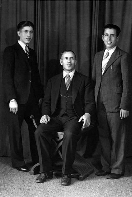 3 men in Australia