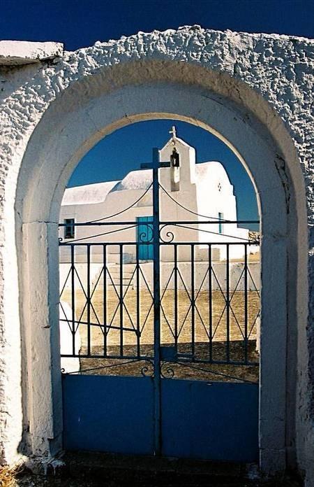 Agios Yiannis tou Agriou Ilia
