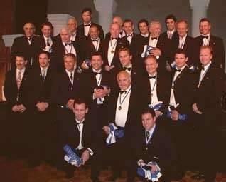 The Greek Australian Rules Team of the Century.
