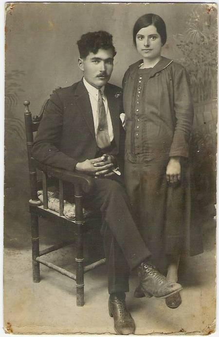 Dimitrios & Stamata Veneris (late 1920's)