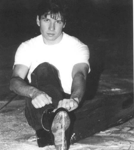 George Galanis. Ice Skating.