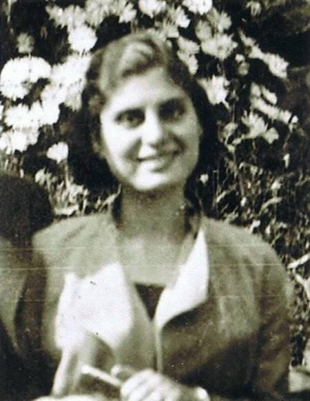 Effie Zaunders (nee, Coroneos) - 8/5/1916  -  27/1/2010