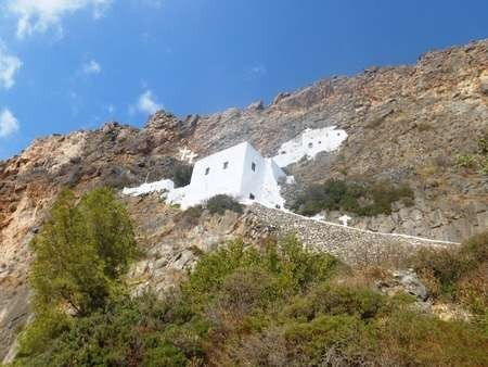 Agios Ioannis on the Cliff