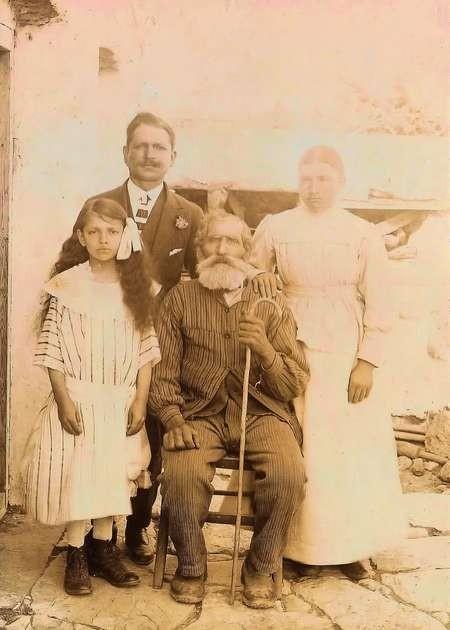 My greatgrandfather