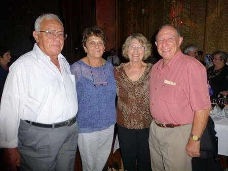 Four more visitors and guests of the AHEPA visit to the Roxy complex, Bingara