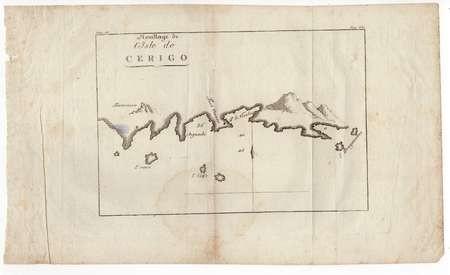 South East Coastline 1800