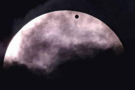 Venus - the PLANET - from Sydney, Australia. - Venus Transit - The transit of Venus. Photo  Nick Moir