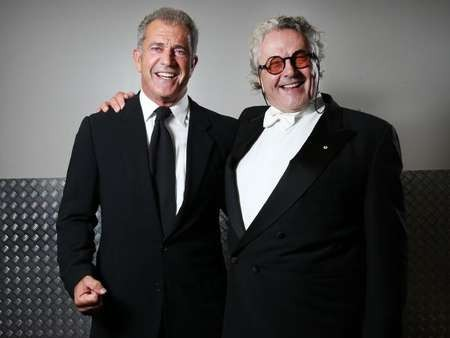 George Miller named best director and Max Mad: Fury Road best film - The original Mad max ... Mel Gibson with George Miller at the 2015 AACTA Awards held at The Star in Pyrmont, Sydney. Picture Richard DobsonSource News Corp Australia