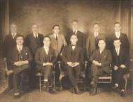 Kytherian Brotherhood-Detroit, Michigan 1920