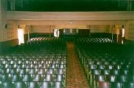 Saraton Theatre, Grafton, NSW, Australia - Looking to rear entry into theatre