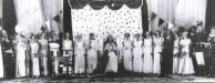 1941 Wartime fund-raiser. Junee Athenium Theatre, and George Laurantus.