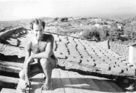 Harry Feros, Karavas, Kythera, 1990.