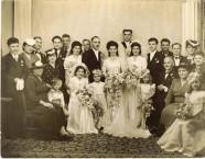 Coronakes/Crethary Wedding, Lismore 1946