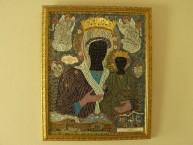 Panagia Myrtidiotissa Mosaic by Jim Leonis