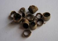 Vromopapadia rings