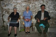 The People of a Village in Kythera
