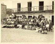 Chlentzos visit to Kythera, 1955