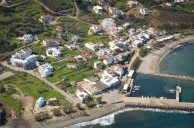 A typical photograph from James Prineas' Kythera From the Air