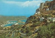 Postcard of Kapsali 1986