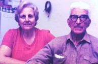 Noula & Peter Tambakis - August 1984