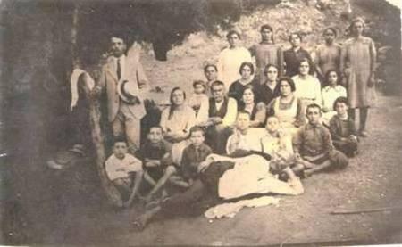Smyrna refugees in Kythera 1923