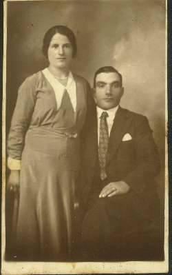 Penelope and Panayioti Samios
