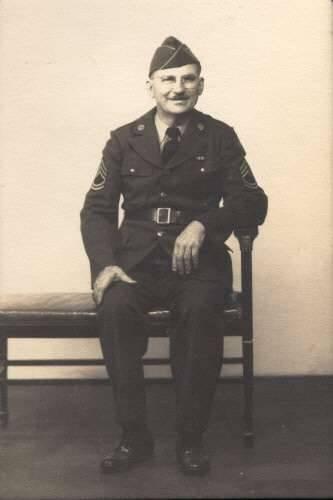 Sgt. Theodore D. Gavrilys