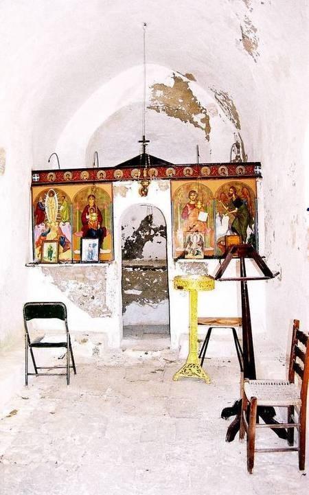 The Iconostasion