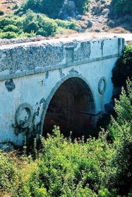 The bridge to Myrtithia