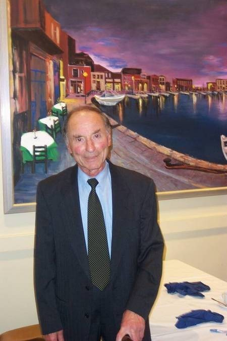 Theo Poulos (Tzortzopoulos) - Katoomba, NSW, Australia. 2004.