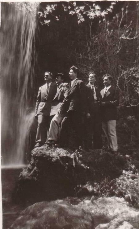 At Mylopotamos  FONISA  1947