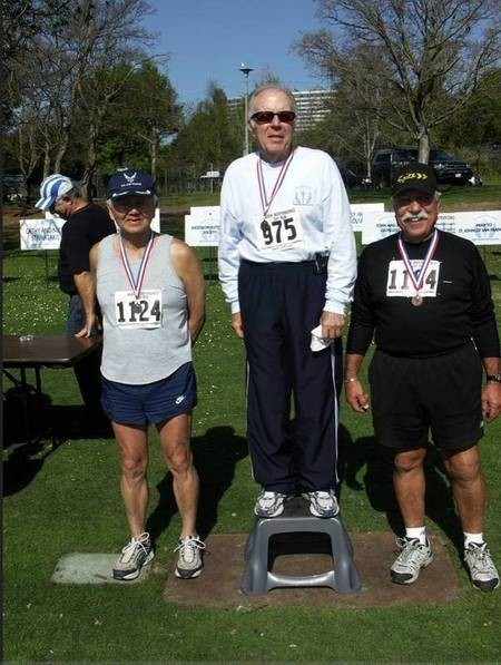 John Sofios wins Bronze at the Greek Independence Day Walk/Run - Oakland, CA 2008