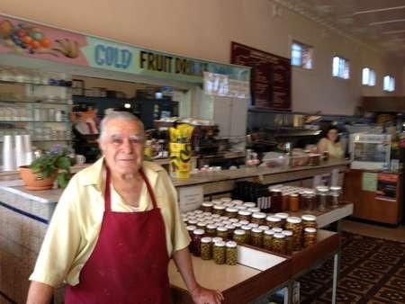Paul Calokerinos. The last dinki-di Greek cafe owner?