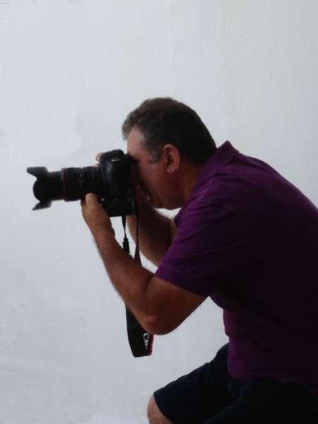 Stephen Trifyllis. Photographer extraordinaire